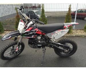 Cros pitbike 125cc 7,6kw